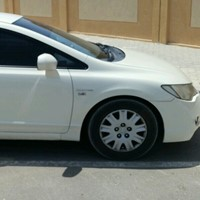 Used Hond Civic 2008 Full Automatic  in Dubai, UAE