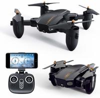 Used FQ777 foldable camera drone ! in Dubai, UAE
