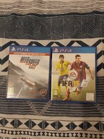 Used Need for Speed Rivals and Fifa 15 in Dubai, UAE