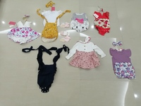 Used Girls clothes new 0-3 months in Dubai, UAE