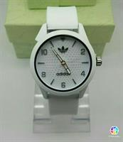 White Adidas Watch For Her - Brand New