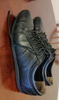 Used Black shoes for men size 42 in Dubai, UAE