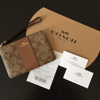 Used Authentic Coach pouch in Dubai, UAE