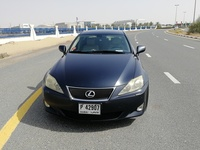 Used Lexus IS300 2008 GCC in Dubai, UAE