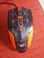 Used Gaming mouse with mousepad in Dubai, UAE