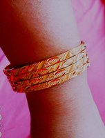 Used 18k Gold Plated Bangles for Women in Dubai, UAE