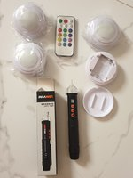 Used Remote control colour changing+Tester in Dubai, UAE