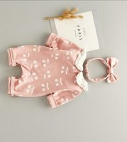 2 pcs patpat baby girls jumpsuits