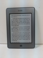 Used Amazon Kindle reader tablet in Dubai, UAE