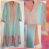 Used 2pc New Embroidered Suit  in Dubai, UAE