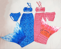 Mermaid Suits for kids (2 sets)