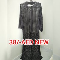 Used ABAYA OR LONG SHRUG NEW in Dubai, UAE