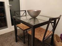 Used Dining Table & Chair Set in Dubai, UAE