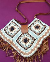 Used Brand New Crochet Bag in Dubai, UAE