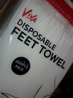 Used Disposable feet towel in Dubai, UAE