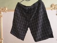 Used Bermuda Checked shorts in Dubai, UAE