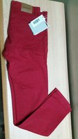 Used Pants-LACOSTE-red-W34/L34 in Dubai, UAE