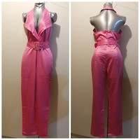 Used New cute jumpsuit for her size M in Dubai, UAE