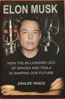 Used Elon Musk By Ashlee Vance in Dubai, UAE
