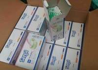 Used Disposable surgical face mask in Dubai, UAE