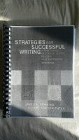 Strategies for Successful Writing Englis