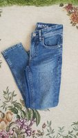 Used HM jeans for 5-6 yrs old in Dubai, UAE
