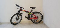 Used Foldable Cycle with 26 speed gear in Dubai, UAE