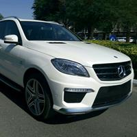 Used 2012 MERCEDES ML550 WITH ML63 AMG KIT in Dubai, UAE