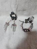 Earing with bracelet fashion for Her.