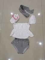 Used Baby girl set new 3-6 months in Dubai, UAE