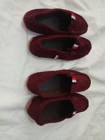 2 pairs of slip ons for the price of 1