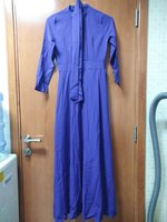 Muslim Dress x 1 pc, Blue