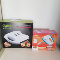 Used New sandwich maker/toaster and mixer in Dubai, UAE