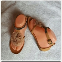 Used Sandal for Her size -37-39 in Dubai, UAE