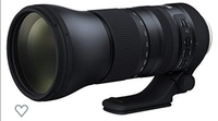 Used Lens Tamron G2 SP 150-600 mm F/5-6. in Dubai, UAE