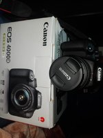 Used Canon EOS 4000D in Dubai, UAE