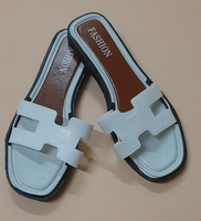 Used White sandals for her, 38 size ! in Dubai, UAE