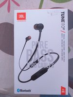 Used Jbl t110 bluetooth earphones in Dubai, UAE