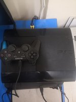 Used Ps3 with 1 controller and 3 games in Dubai, UAE