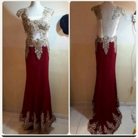 Used NEW LONG DRESS for Women party wear in Dubai, UAE