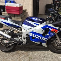 Used 2001 Suzuki 600 GSXR in Dubai, UAE