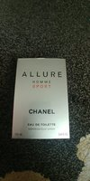 Used New Chanel perfume sport tester in Dubai, UAE