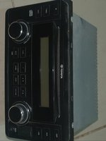 Used Toyota Original Radio with car sunshield in Dubai, UAE
