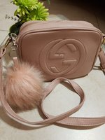 Used Gucci Pink Disco Soho Bag in Dubai, UAE