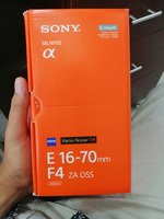 Used Sony E mount E 16-17mm camera lens in Dubai, UAE