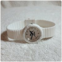 White puma watch