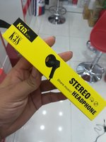 Used 3Pcs Bass Stereo Earphones Black color in Dubai, UAE