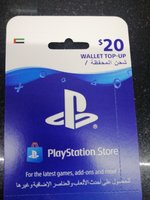 Used Psn 20usd uae in Dubai, UAE