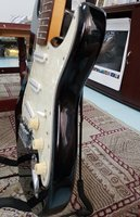 Used Electric Guitar Fender Squirer in Dubai, UAE