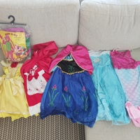 Used Girls Costumes. 2-4yrs in Dubai, UAE